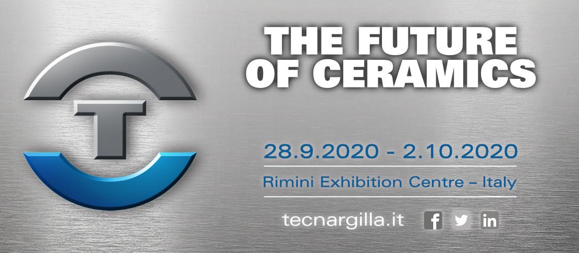 Cersaie 2020 Calendario.Tecnargilla The Future Of Ceramics